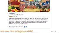 Amazon App-Shop nun auch über den Browser nutzbar