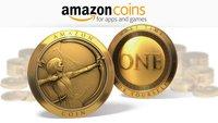 Amazon Coins: Virtuelle Währung für Kindle Fire Nutzer in den USA eingeführt