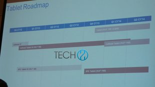 Dell Tablet Roadmap geleakt - Neue 10,8 Zoll Full HD und Quad HD Tablets geplant