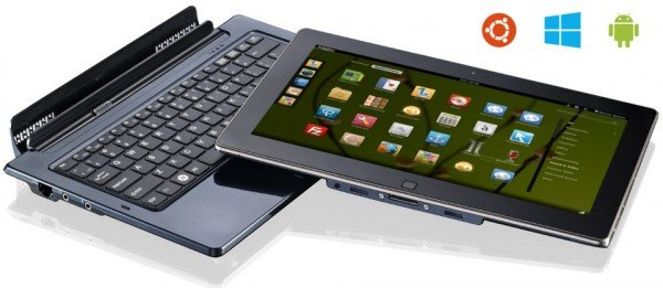 Ekoore Python S3 Tablet beherbergt drei verschiedene Betriebssysteme