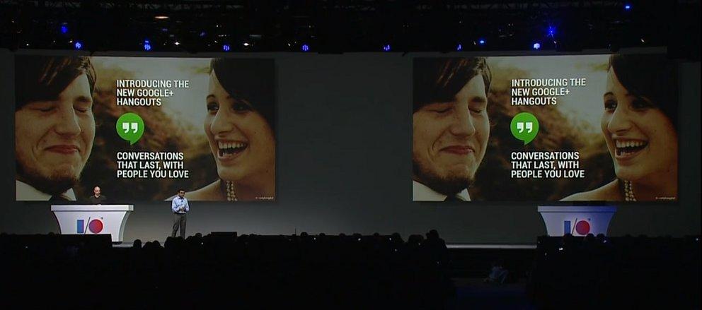 Google Hangouts Messenger für Android, iOS und Web offiziell vorgestellt