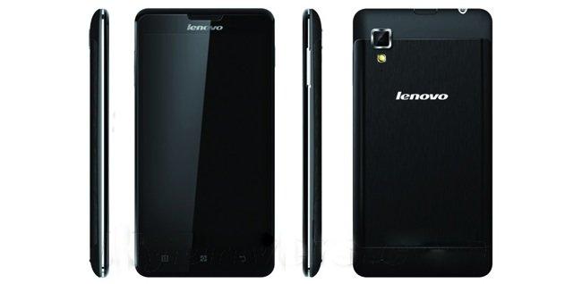 Lenovo P780 kommt mit 4000mAh Akku und 5 Zoll Display