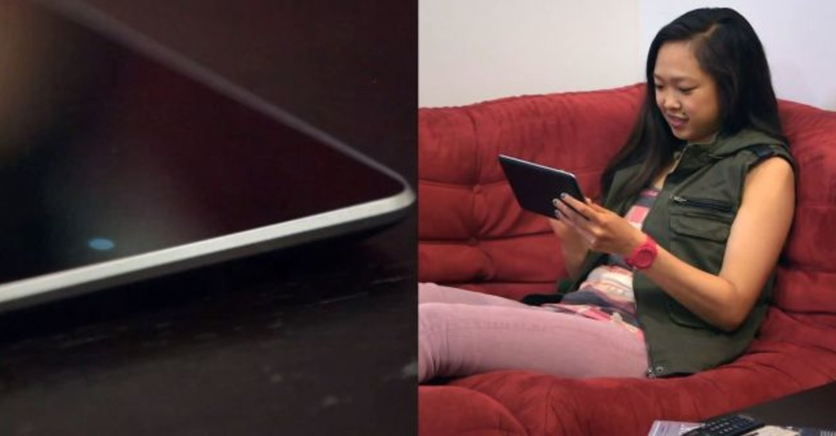 neues nexus 7 mit benachrichtigungs led im video giga. Black Bedroom Furniture Sets. Home Design Ideas
