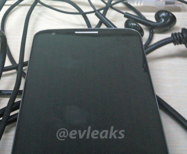 Nexus 5 bzw. LG Optimus G2 auf neuem Bild