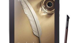 Samsung Galaxy Note 8.0 in Braun zeigt sich auf erstem Bild