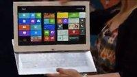 Neuer 13 Zoll Sony Ultrabook-Slider mit Stylus, schlankem Design und weiteren Highlights im Video