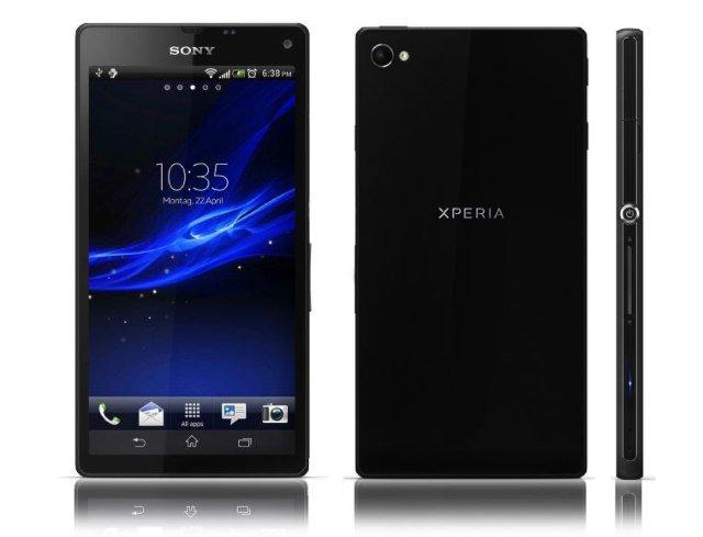 Sony Xperia C: Günstiges 5-Zoll-Smartphone soll morgen vorgestellt werden