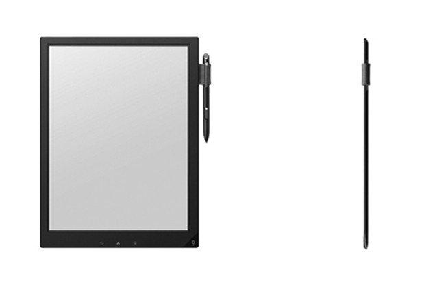 Digitales Papier: Sony zeigt 13,3 Zoll großes E-Ink-Tablet mit Stylus