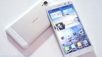 Vivo Xlay: Androide mit 5,7-Zoll-Display, Full HD und Quad-Core-Prozessor