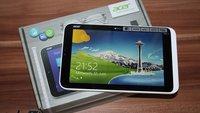 Acer Iconia W3 mit 64 GB ab Mitte Juli verfügbar - Vorbestellung bereits möglich
