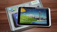 Acer Iconia W3: Unboxing und erster Eindruck
