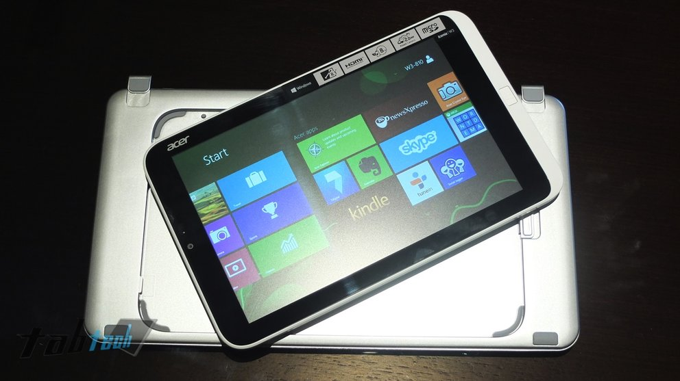 Microsoft: Kleine Windows 8 Tablets mit kostenlosem Office 2013 - Windows RT 8.1 bringt Outlook 2013