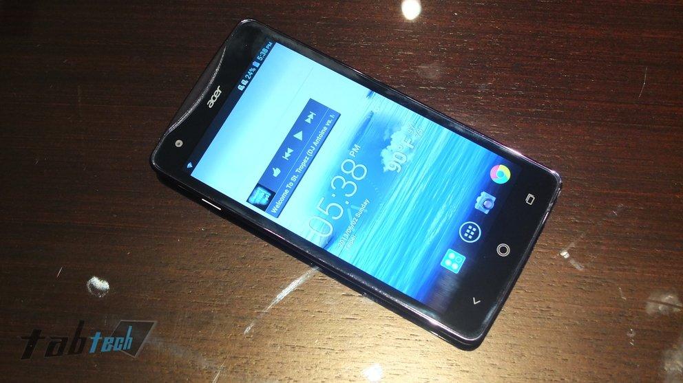 Acer Liquid S1 Phablet mit 5,7 HD-Display offiziell vorgestellt und in unserem Hands-On Video