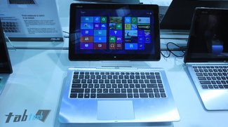 Asus Transformer Book T300 mit Intel Haswell CPU in unserem Hands-On Video