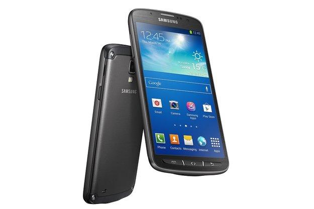 Robustes Samsung Galaxy S4 Active offiziell vorgestellt