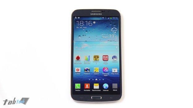 Samsung Galaxy Mega 6.3 Test