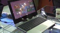 Gigabyte U21M Convertible Haswell Ultrabook im Hands-On