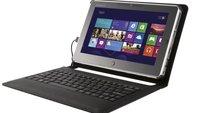 Gigabyte S10A Tablet mit Windows 8 und AMD A4-1200 Temash vorgestellt