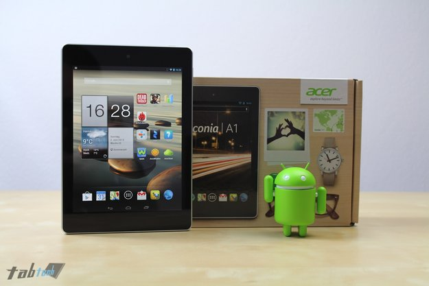 Acer Iconia A1 Test