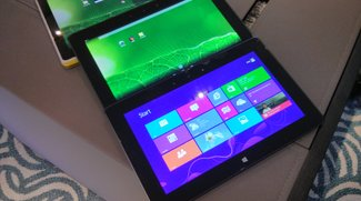 Intel Bay Trail Tablets mit 2560 x 1440 Pixel auf 10,1 Zoll mit Windows 8.1 und Android im Video