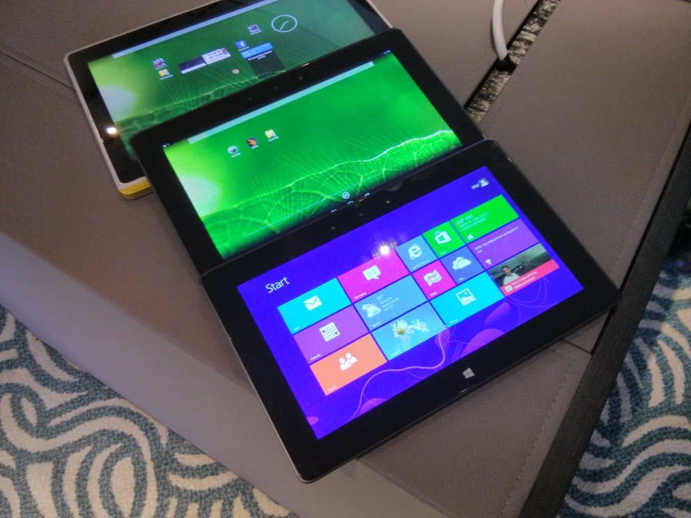 Intel Bay Trail-T Prozessor im AnTuTu Benchmark: Niedrige Taktfrequenz und trotzdem Bestwerte unter Android