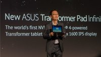 Neues Asus Transformer Pad Infinity: Nvidia Tegra 4 & 2560 x 1600 Pixel auf 10,1 Zoll