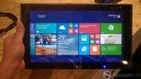 Qualcomm Snapdragon 800 Tablet mit Windows RT 8.1 gesichtet