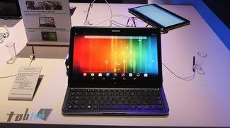 Samsung ATIV Q als neues Tablet mit Android und Windows 8.1?