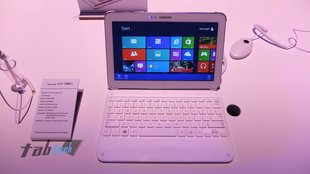 Samsung ATIV Tab 3 in unserem Hands-On Video