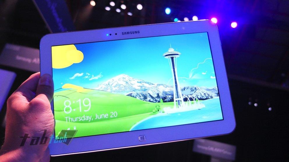 Neue Samsung ATIV Tab 5 und 7 Windows 8.1 Tablets mit S Pen geplant