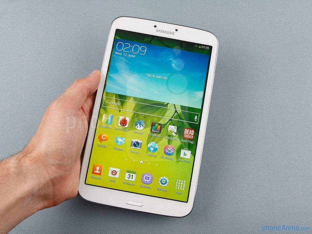 Samsung Galaxy Tab 3 8.0 im ersten Test