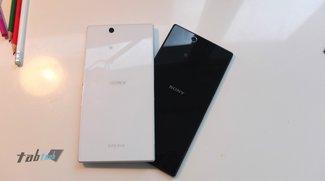 Sony Xperia Z Ultra: Fotos und ein 1080p Videosample der Kamera - Benchmarks des Snapdragon 800