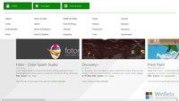 Windows 8.1: Neue Apps und der überarbeitete Windows Store in Videos präsentiert