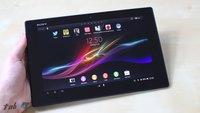 Deal: Sony Xperia Tablet Z um 14 Uhr als Blitzangebot bei Amazon