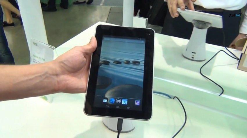Acer Iconia B1-710: Neuauflage ab sofort verfügbar in Deutschland