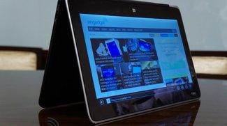 Dell XPS 11 mit umklappbarem 11,6 Zoll WQHD-Display, Haswell Prozessor &amp&#x3B; Digitizer
