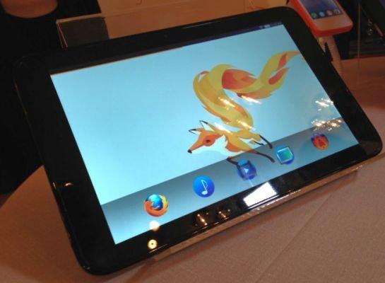 Mozilla: Firefox OS Tablets erscheinen schon sehr bald