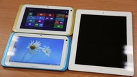 Inventec Lyon: Erstes 7 Zoll Windows 8.1 Tablet mit Intel Bay Trail im Hands-On