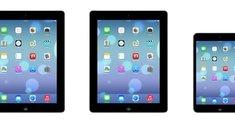 iOS 7 auf dem Apple iPad - Erste Screenshots aufgetaucht