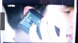 LG Optimus G2 Leak zeigt Bedienknöpfe auf der Rückseite