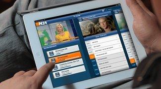 N24 nexT für iOS: App vereint TV und Social Media