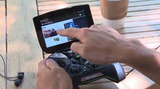 Nvidia Shield: Neues Video stellt Android in den Fokus