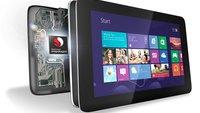 Tablets mit Windows RT 8.1 und Qualcomm Snapdragon 800 sollen noch dieses Jahr erscheinen