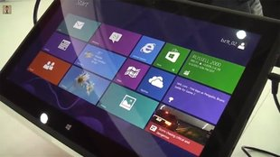 Quanta Windows 8 Tablet mit 11,6 Zoll Full HD Display und AMD A4-1200 Temash CPU