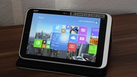 Acer Iconia W3 mit der Windows 8.1 Public Preview ausprobiert