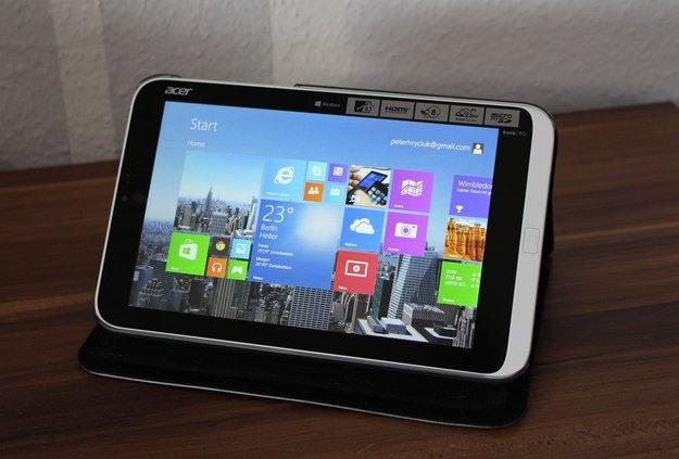 Acer ersetzt das Iconia W3 angeblich schon im September