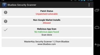 Bluebox Security Scanner App zur kürzlich aufgetauchten Android-Sicherheitslücke veröffentlicht