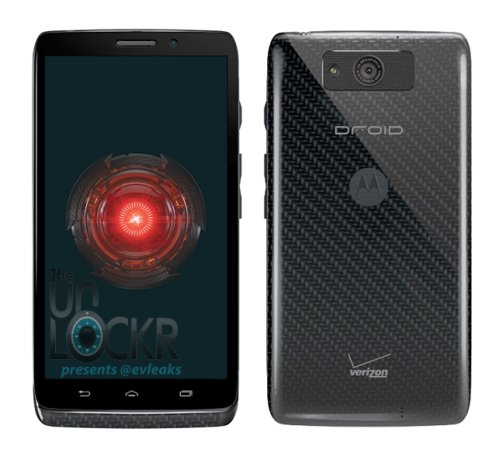 Motorola Droid Ultra durch erste Pressebilder enthüllt - 5 Zoll Full HD Display und Snapdragon 800 CPU