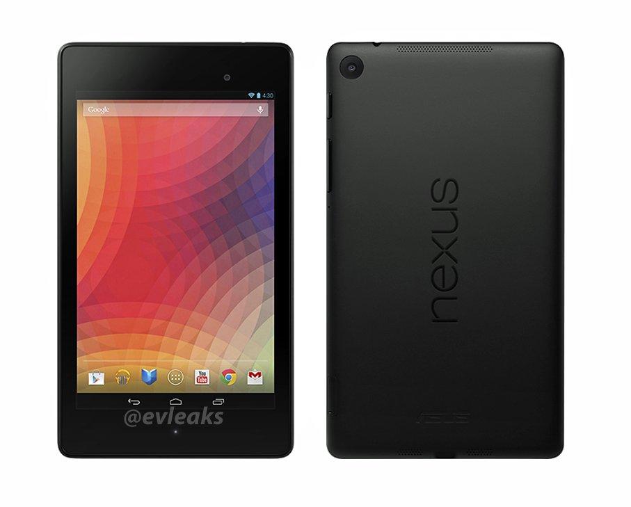 Neues Nexus 7 auf ersten Pressefotos und im direkten Vergleich mit dem aktuellen Nexus 7 - Update: Weitere Bilder