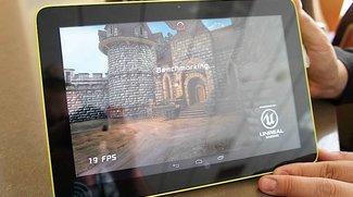 Samsung Exynos 5420 Octa Referenz-Tablet vs. Nexus 10 im Performance-Test